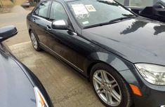 Clean Tokunbo Used Mercedes-Benz C350 2009 Gray