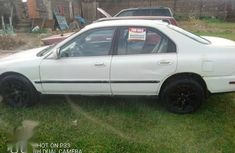 Cheap Nigerian used Honda Accord 1996 White
