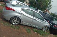 Foreign Used Hyundai Elantra 2012 GLS Automatic Silver