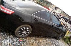 Foreign Used Toyota Camry 2011 Black