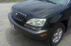 Foreign Used Lexus RX 2003 Black
