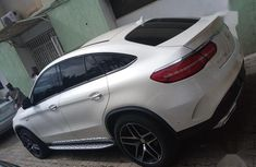 Foreign Used Mercedes-Benz GLE-Class 2016 White