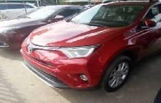 Sell used 2014 Toyota RAV4 automatic in Lagos