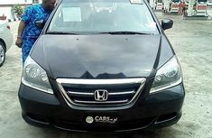 Sell well kept 2007 Honda Odyssey automatic in Lagos