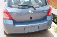 Neat Foreign used Toyota Yaris 2007 Sedan Blue