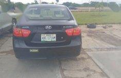 Foreign Used Hyundai Elantra 2008 1.6 GLS Automatic Black