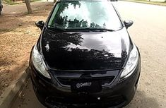 Selling black 2013 Ford Fiesta in Abuja