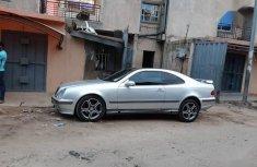 Super Clean Nigerian used Mercedes-Benz CLK 2002 55 AMG Silver