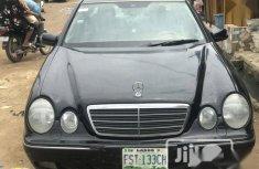 Clean Nigerian Used Mercedes-Benz E230 2003
