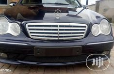 Clean Tokunbo Used Mercedes-Benz C230 2006 Blue