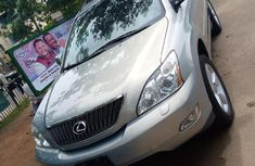 Foreign Used Lexus RX 2008 350 Green Colour