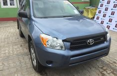 Sell used 2007 Toyota RAV4 automatic in Lagos