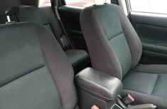 Foreign Used Toyota Matrix 2008 Silver