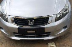 Clean Tokunbo Used Honda Accord 2011 Coupe EX-L Silver