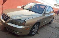 Need to sell gold 2006 Hyundai Elantra sedan at price ₦600,000