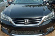 Foreign Used Honda Accord 2013 Black
