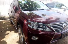 Selling 2014 Lexus RX automatic in Lagos
