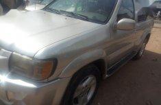 Neat Nigerian used Infiniti QX 2003 Silver
