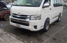 Clean Tokunbo Used Toyota HiAce 2012 White