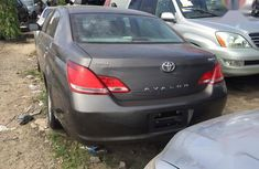 Foreign Used Toyota Avalon 2008 Gray