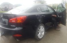 Foreign Used Lexus IS 2006 350 Black