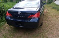 Neat Foreign used Toyota Avalon 2008 Blue