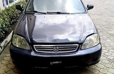 Selling 2000 Honda Civic at mileage 0 in good condition in Lagos