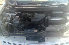 Nigerian Used Nissan Rogue 2008 SL Silver