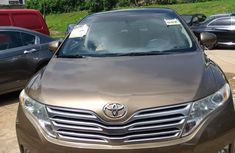 Clean Tokunbo Used Toyota Venza 2011 V6 AWD Brown