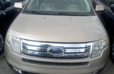 Used 2008 Ford Edge suv / crossover automatic car at attractive price