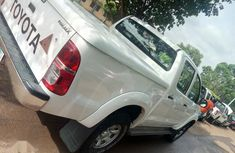 Clean Tokunbo Toyota Hilux 2014 White