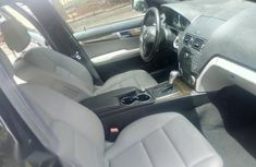 Foreign Used Mercedes-Benz C350 2009 Black