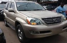 Well maintained 2006 Lexus GX automatic for sale