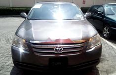Used 2006 Toyota Avalon sedan automatic for sale at price ₦1,875,917