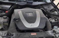 Clean Tokunbo Used Mercedes-Benz C320 2007 Black