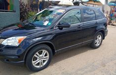 Neat Foreign used Honda CR-V 2010 Black