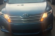 Cleanm Tokunbo Used Toyota Venza 2010 V6 AWD Blue