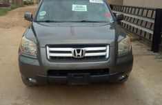 Foreign Used Honda Pilot 2007 EX 4x4 (3.5L 6cyl 5A) Green