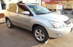 Foreign Used Lexus RX 2007 350 Silver
