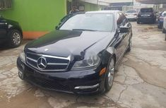Sell used 2012 Mercedes-Benz C300 sedan automatic at price ₦3,450,000