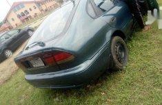 Neat Nigerian used Toyota Corolla 1996 Green