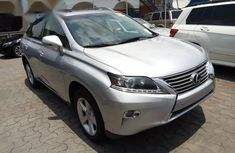 Foreign Used Lexus RX 2013 Silver
