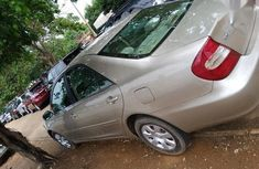 Foreign Used Toyota Camry 2004 Gold