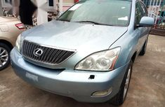 Foreign Used Lexus RX 2006 Blue
