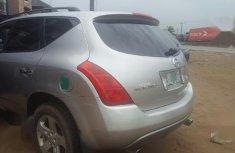 Nigerian Used Nissan Murano 2005 Silver