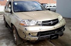 Clean and neat used 2002 Acura MDX suv / crossover in Lagos at cheap price