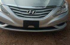 Clean Foreign Used Hyundai Sonata 2012 Silver