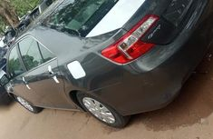 Clean Tokunbo Toyota Camry 2013 Model Beige Colour