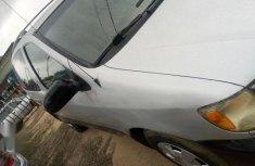 Neat Nigerian used Toyota Sienna 2000 Gray