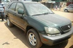 Well maintained 2000 Lexus RX for sale in Lagos